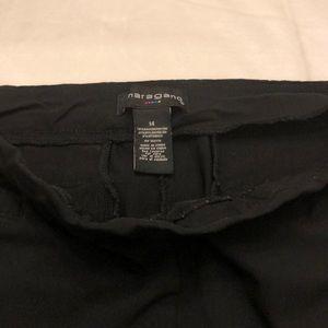 SHARAGANO Pants & Jumpsuits - SHARAGANO BLACK STRETCH DRESS PANTS